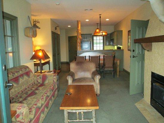 Bluegreen Lodge At Big Cedar Corporate Timeshare Network - Big cedar lodge map in the us