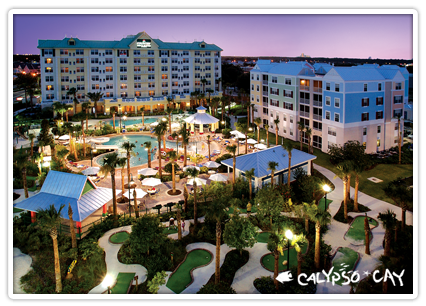 Calypso Cay Resort